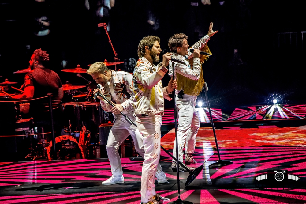 Take That Genting Arena Birmingham 05-05-17