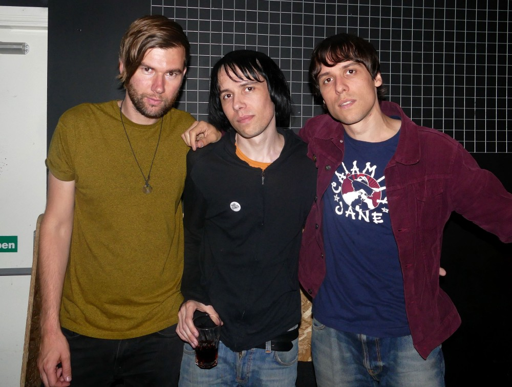 7 The Cribs
