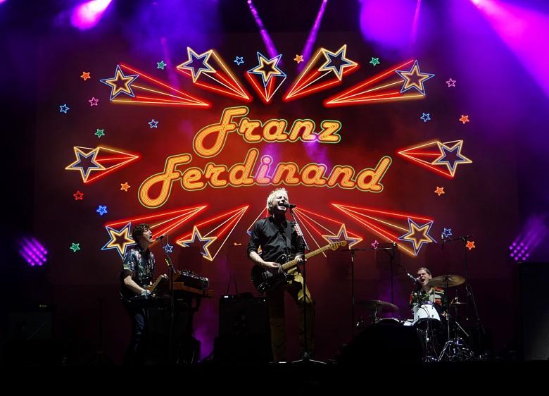9 Franz Ferdinand