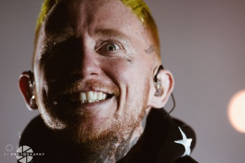 Frank Carter and The Rattle Snakes live at O2 Academy Brixton