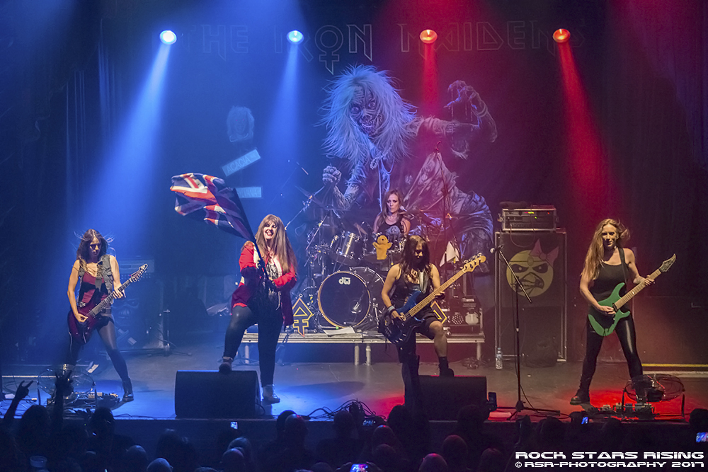 Iron Maidens - Copyright RSR-Photography 2017