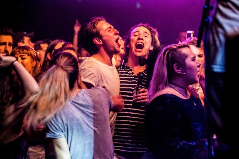 The Run @ Geelong Bandroom