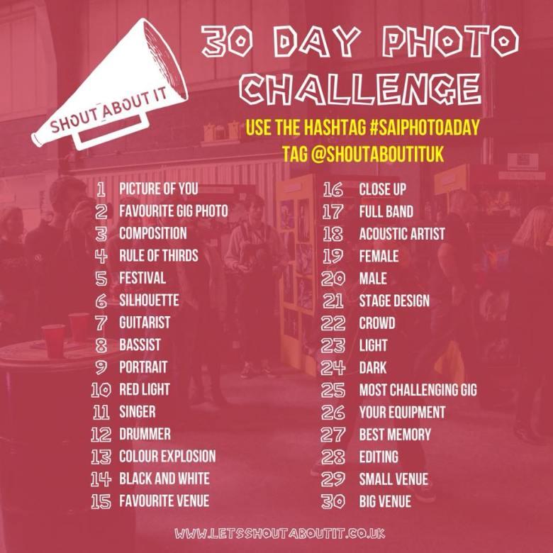 SAIPhotoADay_Challenge