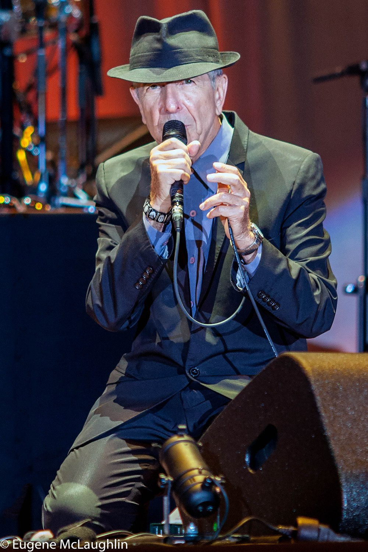 120817 4957 Leonard Cohen, Ghent 2012