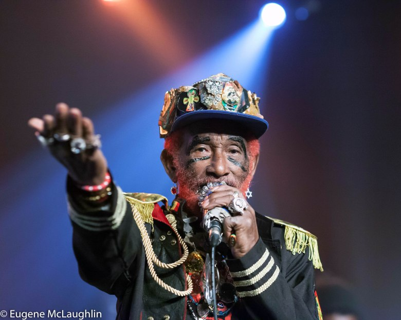Lee 'Scratch' Perry: Empire Coventry, 31/10/15