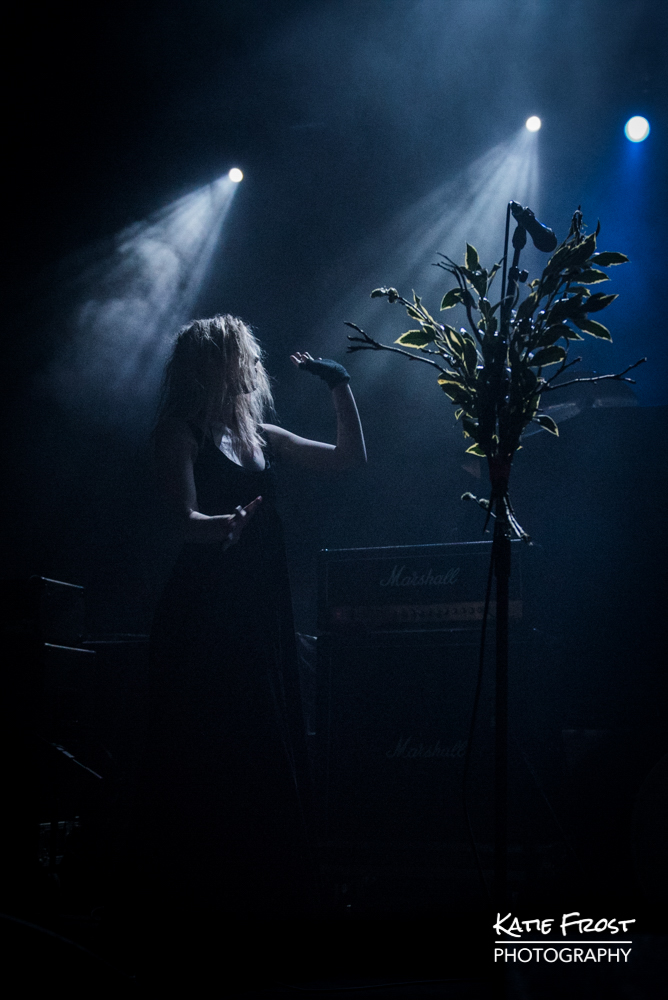 180413-Myrkur @ Kentish Town Forum
