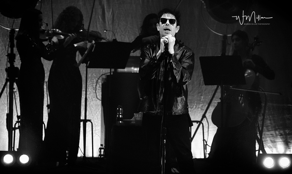 Echo and the Bunnymen at The Phil