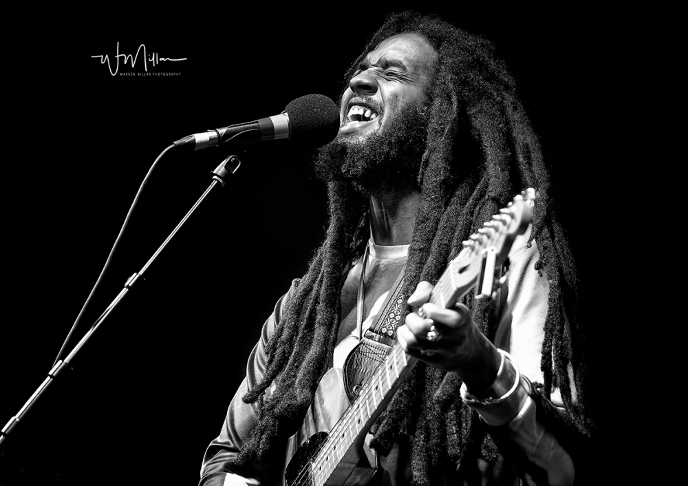 The Wailers at The O2 (2)