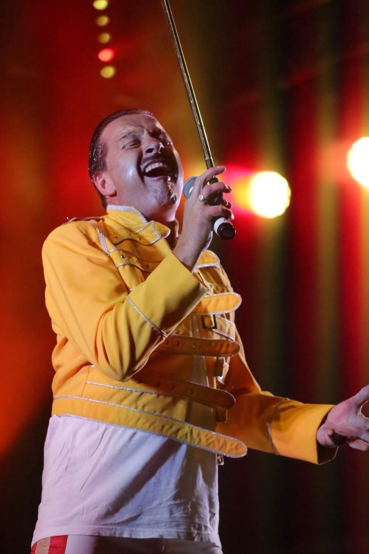 Great Pretender (Queen Tribute Act) - Marvellous